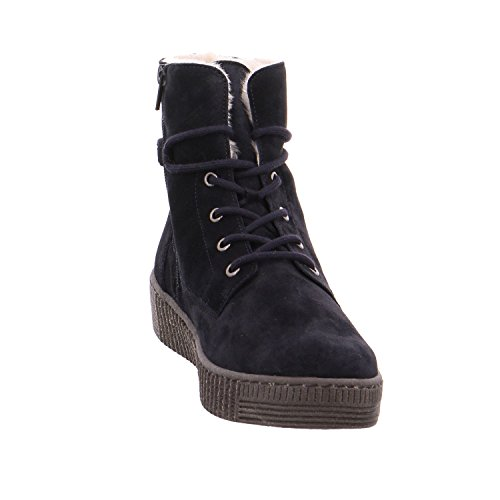 Gabor Jollys Femme Gabor Bottes Shoes Foncé Bleu 71qr87Bw
