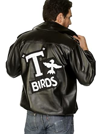 50s Costumes | 50s Halloween Costumes Smiffys Mens Mens Grease T-bird $32.32 AT vintagedancer.com