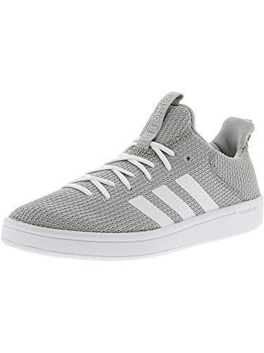 adidas Women's CF Adv Adapt W, Grey Two/White/Grey One, 8.5 M US