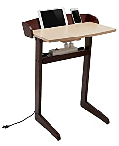 computer desk for small spaces sofa side table laptop desk stand portable from deskio great. Black Bedroom Furniture Sets. Home Design Ideas