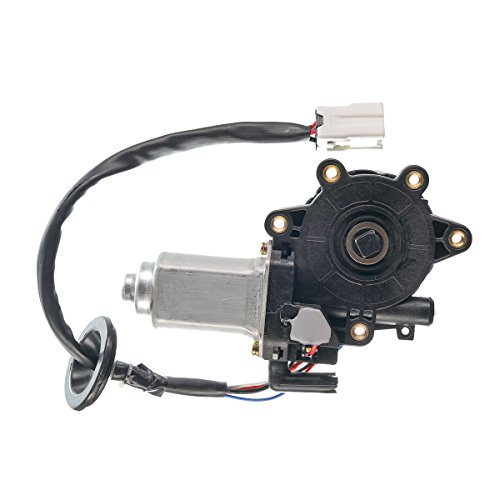 A-Premium Anti-Clip Function Window Lift Motor for Infiniti FX35 FX45 G35 Q45 2002-2008 Front Left Driver - Window G35 Infiniti 2005 Motor