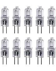 Vstar® 10 Watt G4 T3 Base 12Volt 2500 Hours Light Bulb Landscape,G4 JC Halogen Light Bulb