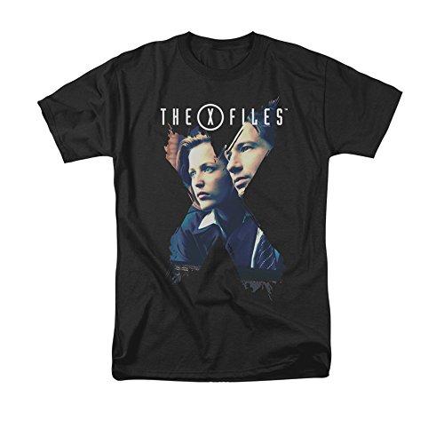 X Files X Agents Short Sleeve Shirt Adult