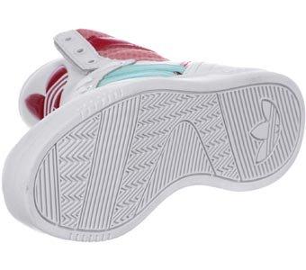 Adidas Court Attitude K B24660, Baskets Mode Enfant