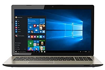 "Toshiba Satellite 17.3"" Full HD High Performance Laptop Computer"