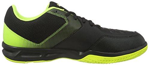 Puma Evoimpact 5.2, Botas de Fútbol para Hombre Negro (Black-safety Yellow 01)