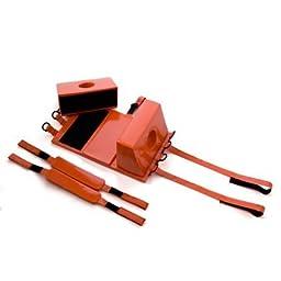Head Immobilizer w/ Straps