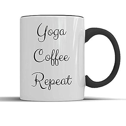 Amazoncom Funny Yoga Mug Yoga Gift Yoga Lover Gift Yoga Instructor