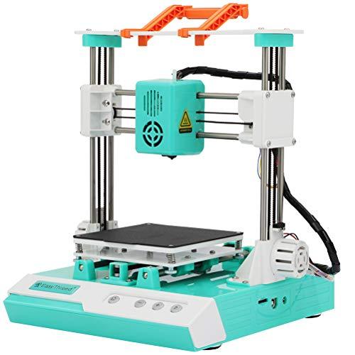 K1 3D Printer for Kids Building Size 100 x 100 x 100MM Portable Desktop Kit for Beginners Kids Teens 3D Printer with 10M…