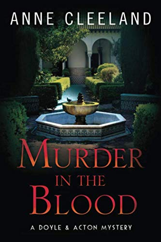 Murder in the Blood: A Doyle & Acton Murder Mystery (The Doyle & Acton Murder Series)