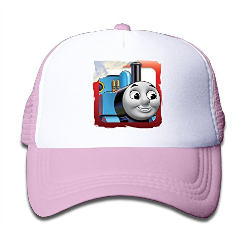 MEGGE Thomas And His Friends Are 3 Fashion Sunshade Hat Pink