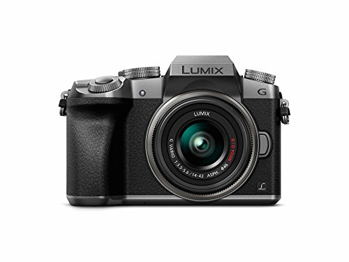 Panasonic DMC G7KS Mirrorless Camera Silver product image