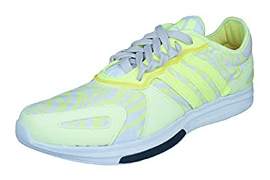 adidas Stellasport Yvori by Stella McCartney Womens Fitness Trainers - Yellow-5.5