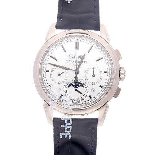 Patek Philippe Grand Complications Mechanical (Hand-Winding) Silver Dial Mens Watch 5270G-001 (Certified Pre-Owned)