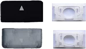 Replacement Individual AP11 Type up/Down Key Cap and Hinges are Applicable for MacBook Pro Model A1425 A1502 A1398 for MacBook Air Model A1369/A1466 Keyboard to Replace The up/Down Key Cap and Hinge