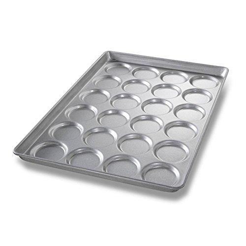 Chicago Metallic 42495 ePAN Hamburger/Muffin Top/Cookie Pan ()