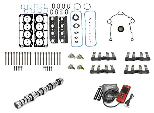MDS Disable Install Kit and Tuning Package for 2009-2014 Dodge Ram 5.7L Hemi - Engine Ram Dodge Hemi