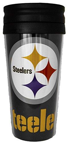 (Pittsburgh Steelers 14 oz Travel Mug)