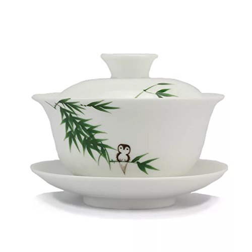The Hand Painted Chinese Style Ceramic Tea Cup (First -