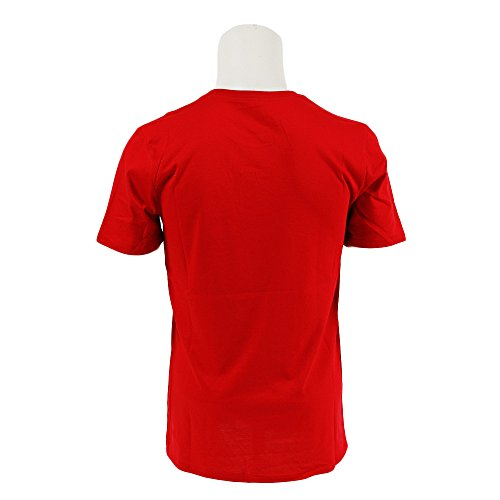 Nike Herren Air Jordan Iconic Jumpman T-Shirt Schwarz / Metallic Dunkelgrau / Cyber
