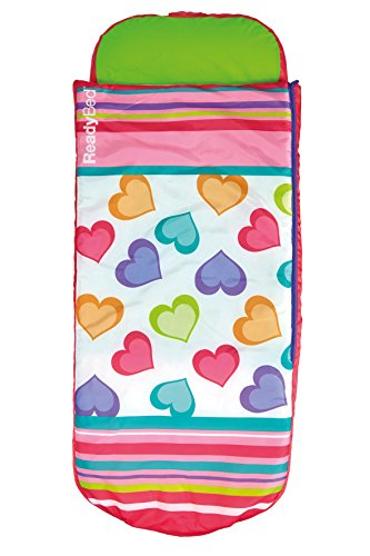 Readybed JR, Hearts by Worlds Apart, Ages 3-6 Years ()