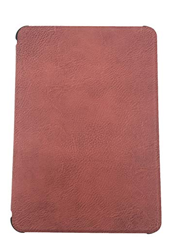 Compatible with Amazon Kindle Paperwhite 2018 Tablet Case (10th Generation-2018), PU Leather with Soft TPU Cover Compatible with Amazon Kindle Paperwhite 2018 6.0 Inch Tablet (Maroon) (Maroon Case Paperwhite Kindle)