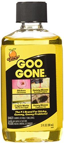 Goo Gone, Two 3oz Bottles