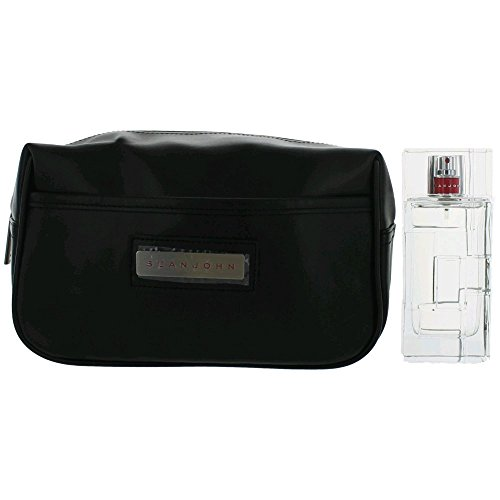 3 AM by Sean John, 2 Piece Gift Set for Men with Bag (Set Cologne Piece 2)