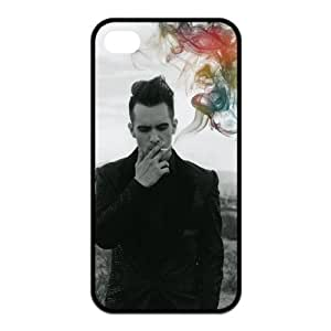 New Fashion Custom Panic At The Disco Design TPU Case Protective Skin For Iphone 6 4.7 iphone4s-NY042