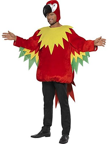 Smiffys Parrot Costume ()