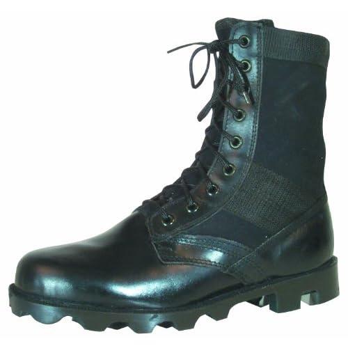 Fox Vietnam Jungle Boot, Black, Size 8
