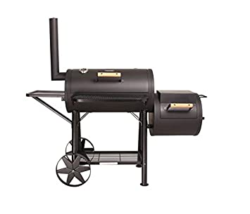 Cosmogrilltm Smoker 90kg Xxl Barbecue With Temperature Gauge