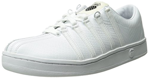 K-Swiss The Classic P - Zapatillas unisex Blanco
