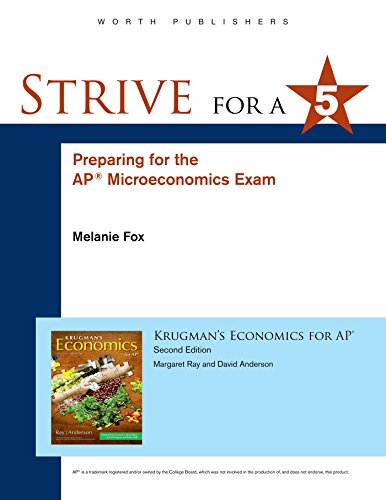 Strive for 5: Preparing for the AP® Microeconomics Examination