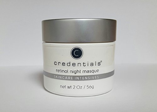 Credentials Skincare Intensives Retinol Night Masque 2 oz. Credentials Botanical Bio Peptide