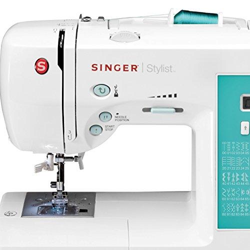 Amazon Singer 40 40Stitch Computerized Sewing Machine Extraordinary Singer 733 Sewing Machine