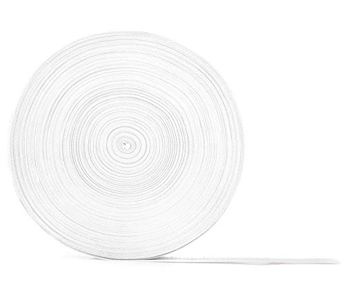 White Polypropylene Webbing 50 Yards x 1-inch; 1