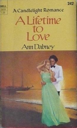book cover of A Lifetime to Love