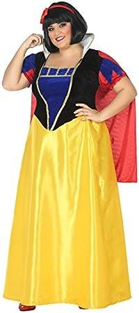 Atosa-39378 Disfraz Princesa de Cuento, Color Amarillo, XL (39378 ...
