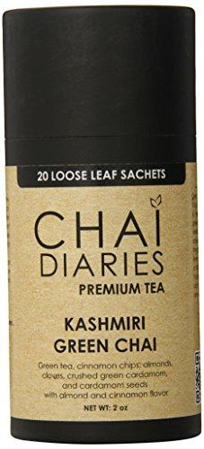 Chai Diaries Kashmiri Green Count product image