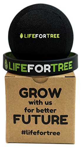 LIFEFORTREE Therapy Stress Ball - Stress Relief for Adults and Kids - Plant a Tree for Every Ball You Buy by LIFEFORTREE