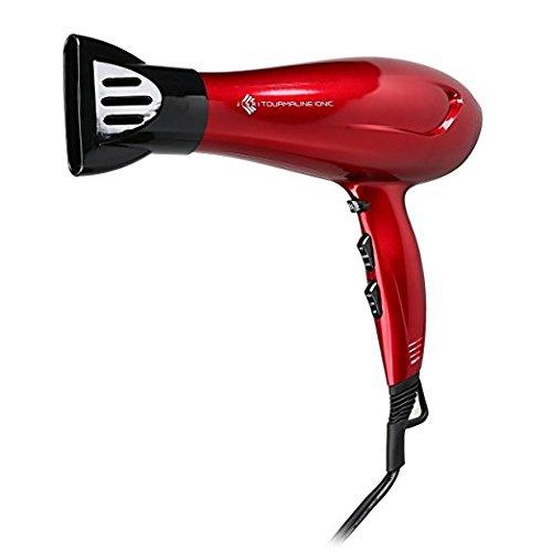 Jinri hair dryer 1875w lightweight dc motor negative ionic for Dc motor hair dryer