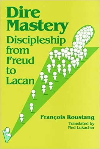 Dire mastery discipleship from freud to lacan 9780880482592 dire mastery discipleship from freud to lacan reprint edition fandeluxe Gallery