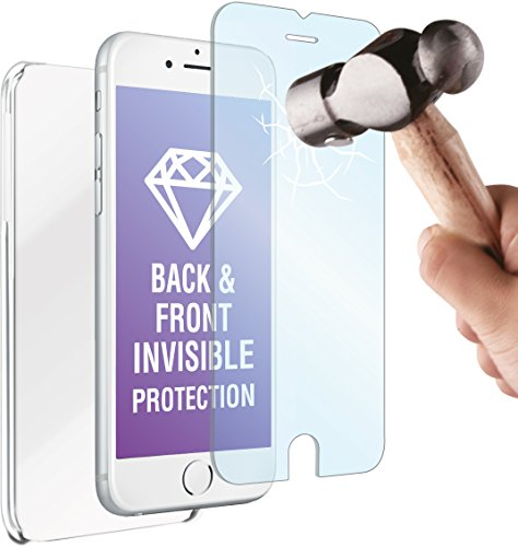 Muvit Pack: Crystal Case+tempered Glass For Apple Iphone 6/6s