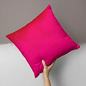 Glenna Jean Cherry Blossom Pillow – Magenta