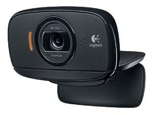 Logitech HD Webcam C525, Portable HD 720p Video Calling with Autofocus
