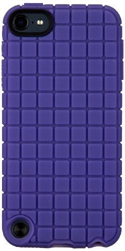 Speck Products PixelSkin Case for iPod Touch 5 (Grape Purple)