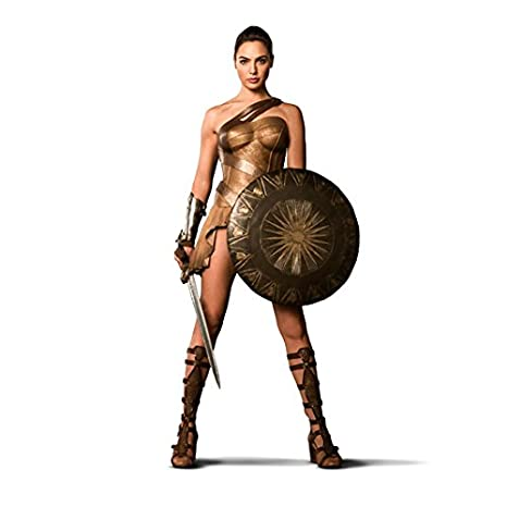 d44ae049611af Gal Gadot as Diana in Wonder Woman Standing Ready to Fight 8 x 10 ...