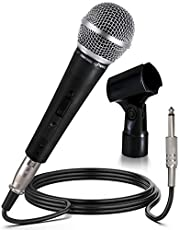 Pyle Micrófono Vocal dinámico Profesional