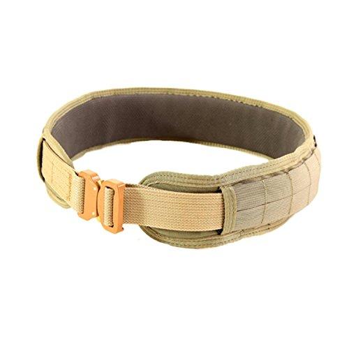 (High Speed Gear Slim Grip Padded Belt Olive Drab Large 31Spb2Od)